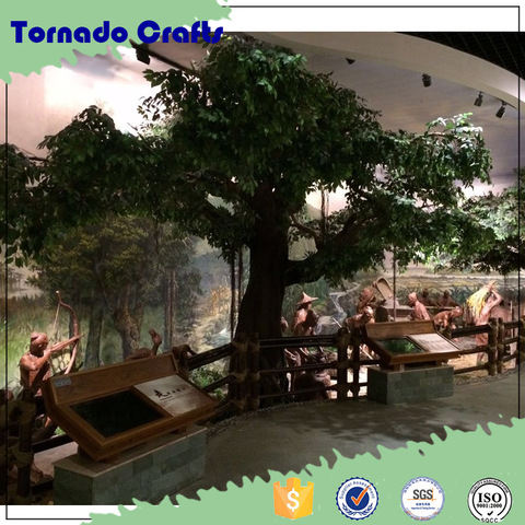 Wholesale Big Artificial Banyan Decorative Tree Large Indoor Artificial Trees Wholesale Garden Landscaping Decking Products On Tradees Com