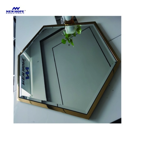 Contemporary Wall Mirror Metal Frame Mirror Wooden Frame Mirror Living Room Decor With Ce Bsci Wholesale Mirrors Products On Tradees Com