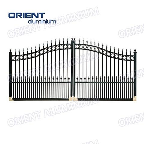 Designs for Morden Main Aluminium Gates pictures & photos