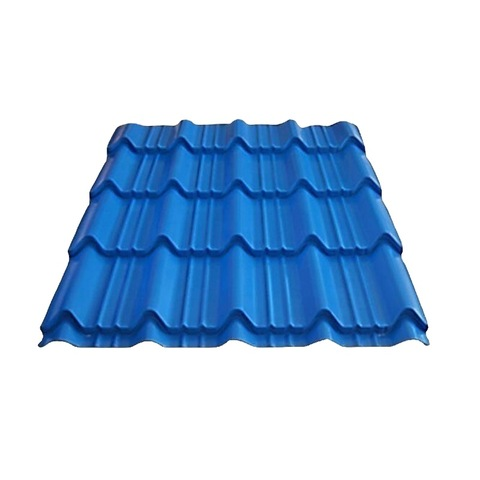 First Grade Ppgi Color Coated Galvanized Corrugated Sheet In Roofing Price Wholesale Aluminum Sheets Products On Tradees Com