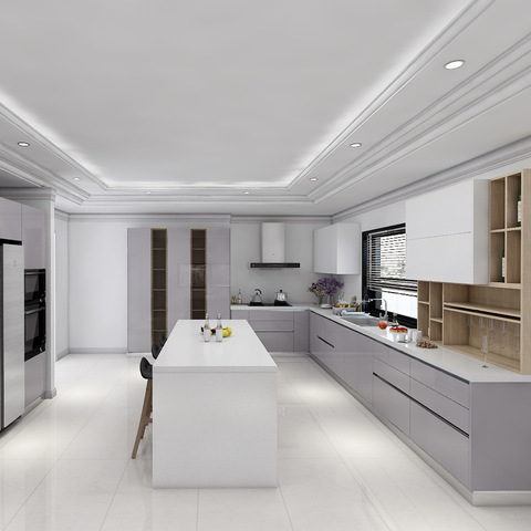 Adornus Pantry Design Custom Fiberglass Imported Acrylic Modern Commercial Melamine Kitchen Cabinet From China Wholesale Other Service Products On Tradees Com