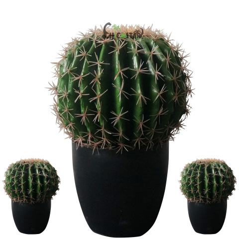 Chinese Factory High Quality Artificial Cactus Plants Potted Small Artificial Plants For Home Decor Wholesale Garden Landscaping Decking Products On Tradees Com