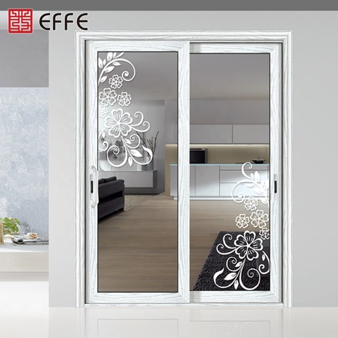 Spanish Anodized Aluminium Double Glass Sliding Balcony Kitchen Door Manufacturers Wholesale Doors Products On Tradees Com