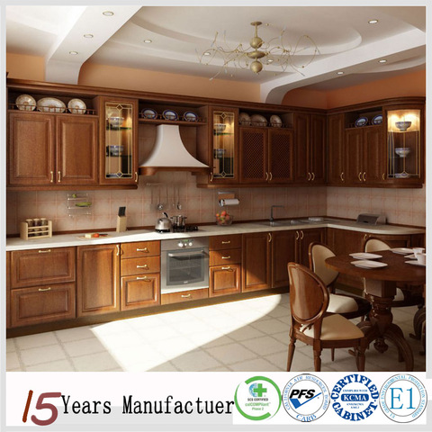 American Style Red Oak Modular Wood Kitchen Cabinet Wholesale Kitchen Cabinets Accessories Products On Tradees Com