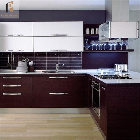 2020 new style small kitchen set european kitchen cabinet