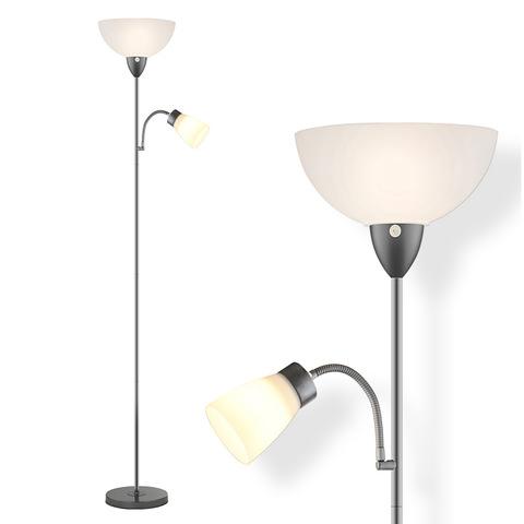 Acrylic Floor Lamp Torchiere