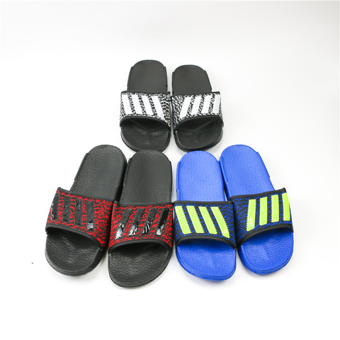 Summer low price slippers men EVA thick