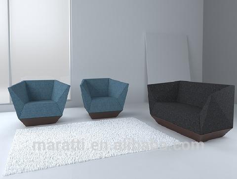 Contemporary Office Sofa Design Luxury Office Reception Sofa pictures & photos