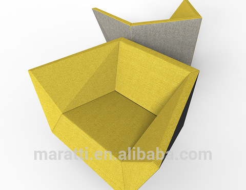 Contemporary Office Sofa Design Luxury Office Reception Sofa