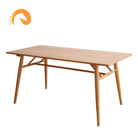 Solid Wood Luxury Cherry Wood Square Dining Table Kitchen Table Wholesale Wholesale Modern Furniture Products On Tradees Com