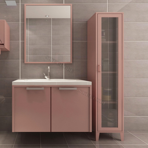Bathroom Storage Cabinet Corner Cabinet With Glass Door Wholesale Bathroom Furniture Products On Tradees Com