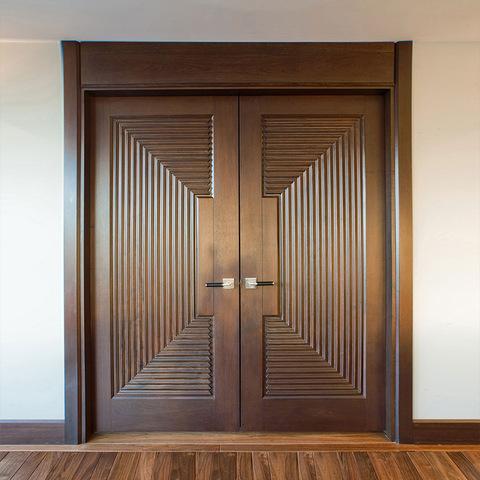 teak wooden door design pictures