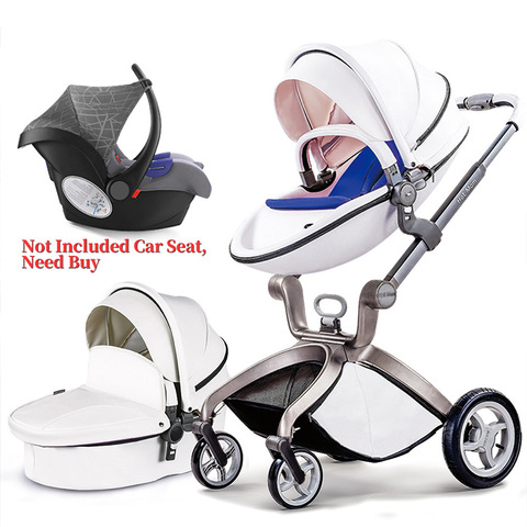 Hot sale baby stroller 3 in 1 high quality travel system luxury baby pram baby strollers with bassinet 3
