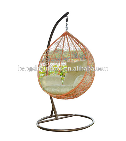 Outdoor Hanging Wicker Chair Rattan Swing Egg Chair Wholesale Rattan Wicker Sofas Products On Tradees Com