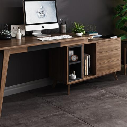 Nordic Simple Modern Corner Retractable Desk Bedroom Computer Desk Wholesale Office Furniture Products On Tradees Com