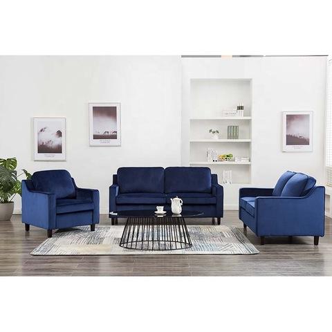 2019 design latest living room sofa fabric sofa set 1+2+3