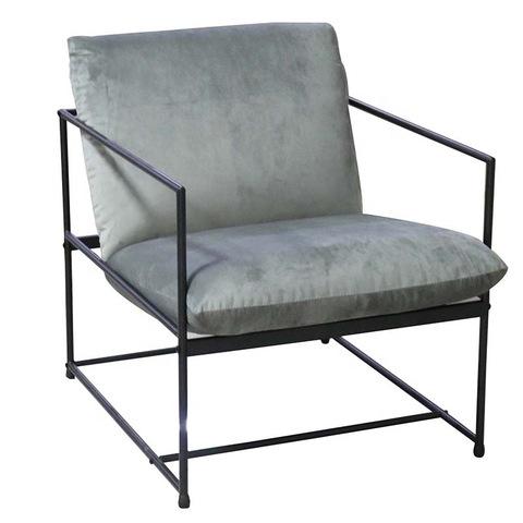 Latest living room sofa design metal frame sofa set