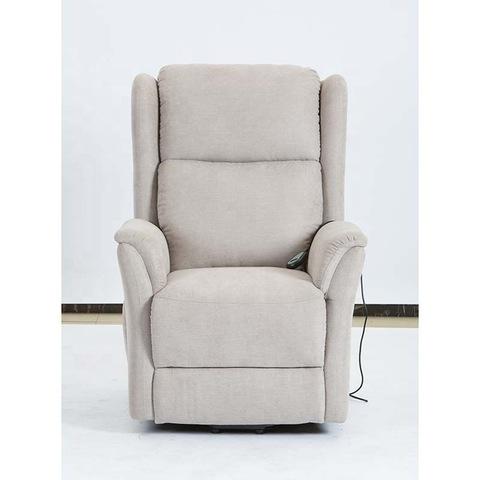 Modern fabric electric okin lift recliner chair