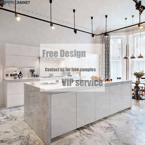 Australian Style High Gloss White Lacquer Kitchen Cabinet Furniture White Free Designs Modern Complete Kitchen Islands Wholesale Other Service Products On Tradees Com