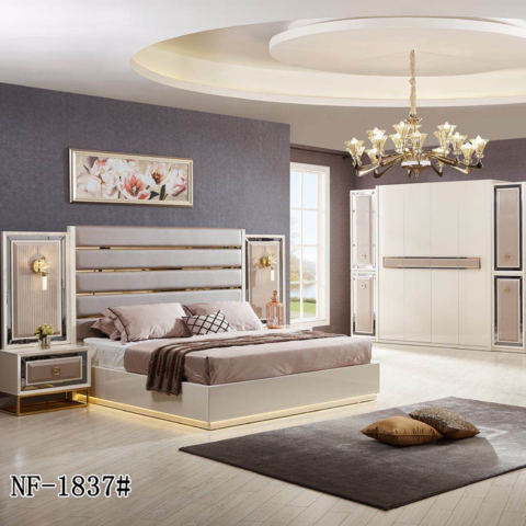 New Luxury Design King Queen Size Home Furniture Bedroom Set Wholesale Bedroom Sets Products On Tradees Com