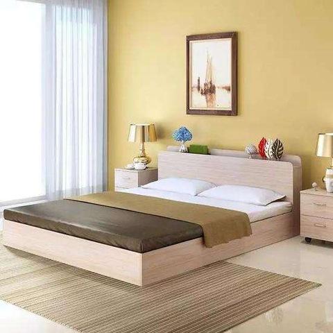 China Manufacturer Wholesale Customised Design Modern Wood Bedroom Bed Wholesale Bedroom Sets Products On Tradees Com