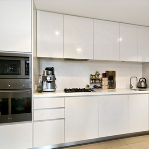 Modern High Gloss Kitchen Cabinet Modern White Lacquer Kitchen Cabinet Affordable Modern Kitchen Cabinet Simple Designs Wholesale Other Service Products On Tradees Com
