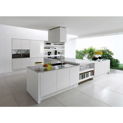 New Design White High Gloss Acrylic Kitchen Cabinet For Small Kitchen Wholesale Kitchen Cabinets Accessories Products On Tradees Com