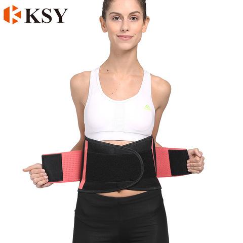 SlimBelt Waist Trimmer Belt For Men /& Women