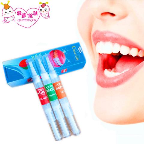 Peroxide Gel Tooth Cleaning Bleaching Kit Dental White Teeth