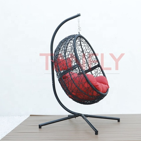 KD Design PE Rattan Swing Chair Outdoor pictures & photos