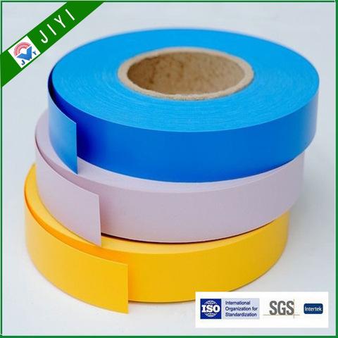 high quality pre-glued melamine edge banding tape