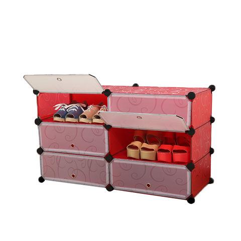 Custom Made Modern Shoe Storage Cabinet Diy Shoe Rack Wholesale Shoe Racks Products On Tradees Com