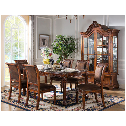 New Design Classical Dining Room Furniture Sets Dining Chairs Gh155 Wholesale Dining Room Sets Products On Tradees Com