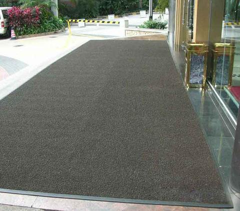 Factory direct sale loop pile rubber garage floor mat pictures & photos