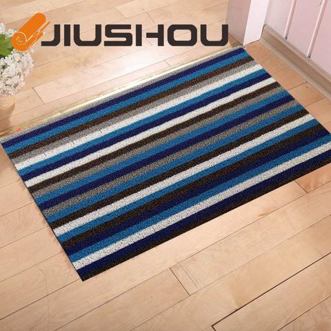 PVC plastic tuft loop sauna floor mat pictures & photos