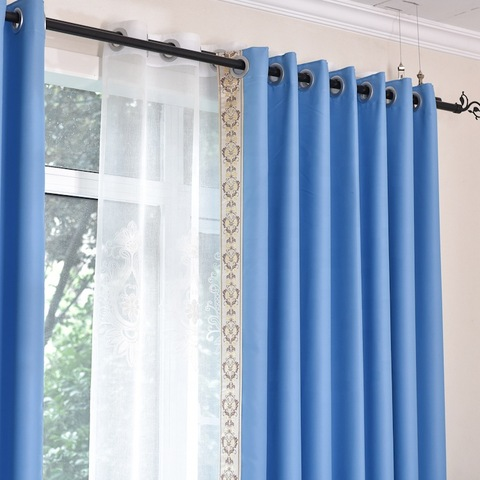 Top quality woven fancy 100%polyester finished wholesale bedroom curtain pictures & photos