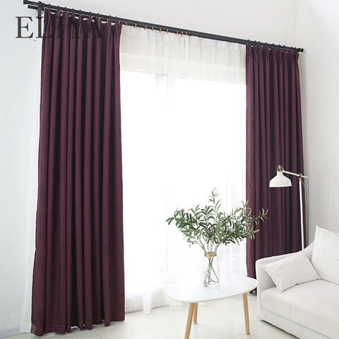 Ready Made Indoor Floral Material Blackout Livingroom Sound Proof Curtains pictures & photos