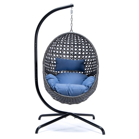 Rattan Hanging Swing Egg Chair New Wicker Garden Furniture Outdoor Chair