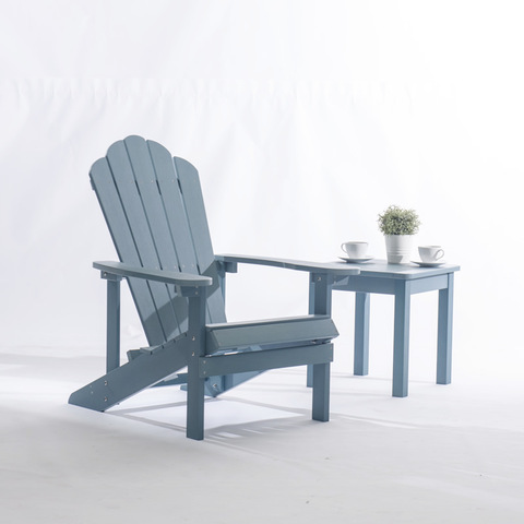 Waterproof Outdoor Garden Patio Beach Classic Folding Lounge Adirondack Chairs pictures & photos