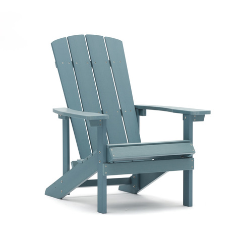 Waterproof Outdoor Garden Patio Beach Classic Folding Lounge Adirondack Chairs