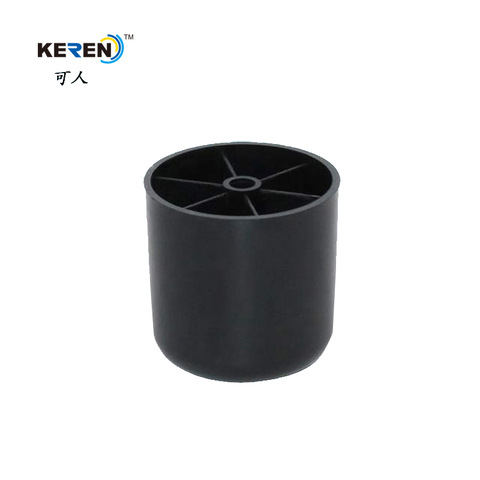Wholesale Custom Decorative Accessory Leg Plastic Sofa Table Oblique Furniture Leg For Bulk pictures & photos