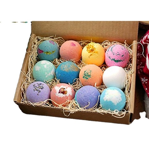 Fizzy Spa Bath Bombs Wholesale Custom Natural Body OEM Shower Spot
