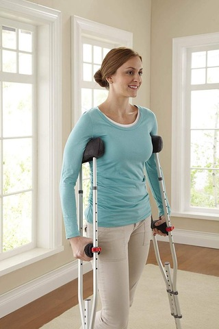 Crutch Underarm Pillows and Hand Grip Pillows pictures & photos
