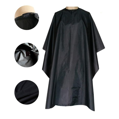Waterproof Professional Salon Cape with Snap Closure Nylon Hair Salon Cutting Cape Barber Hairdressing Cape pictures & photos