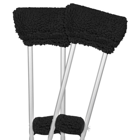 Sheepskin Crutch Pads - Padding for Walking Arm Crutches - Universal Underarm Padded Forearm Handle Pillow Covers for Hand Grips pictures & photos