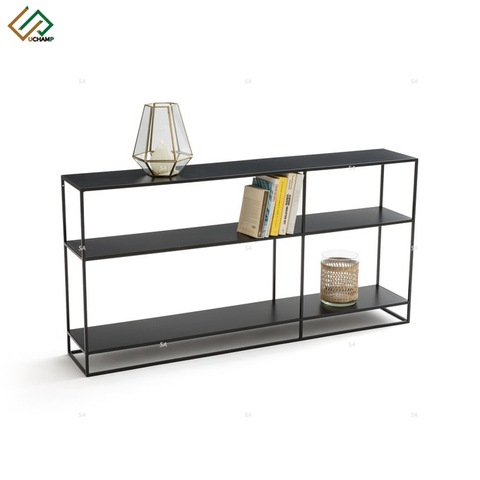 Industrial Style Metal Display Rack Bookcase pictures & photos