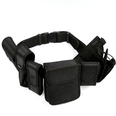High Strength Durable Adjustable for arms Multifunctional belt tactical nylon military belt police duty belt