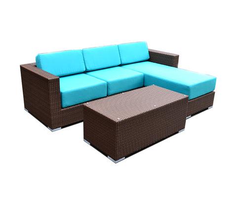 cheap price outdoor indoor furniture rattan sofa pictures & photos