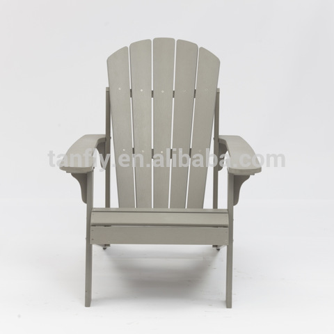 Patio Outdoor Plastic Wood Adirondack Chair Garden Leisure Chair pictures & photos