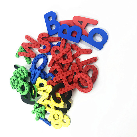 Custom Education Toy Magnetic Eva Letter Magnetic Letters And Numbers For Educating Kids pictures & photos